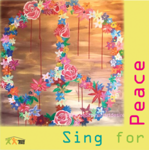 CD-Sing for peace